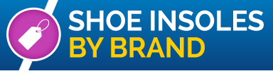 Shop Shoe Insoles by Brand