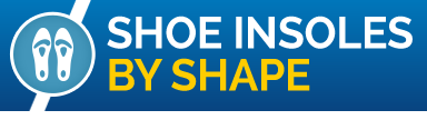 Shop Shoe Insoles by the Insole Shape