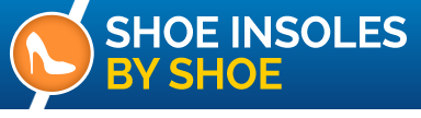 Shop Shoe Insoles by Shoe