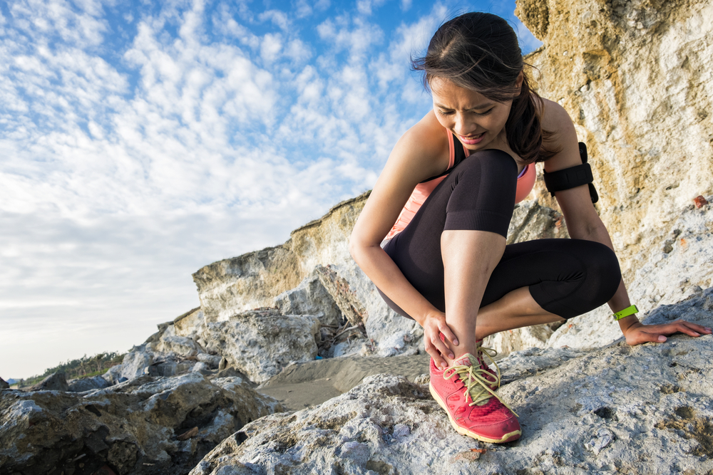 Foot eversion can lead to a sprained ankle and harm your performance