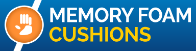 See Our Full Range of Memory Foam Cushions