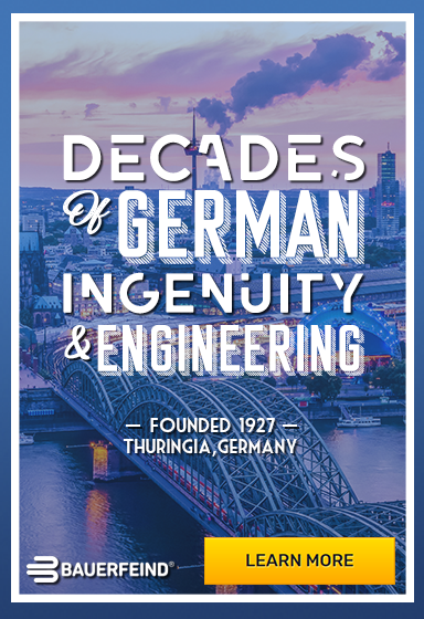 Bauerfeind: Decades of German Precision Engineering