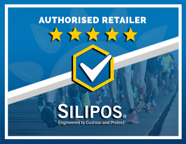 We Are an Authorised Retailer of Silipos Products