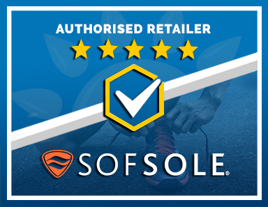 We Are an Authorised Retailer of Sof Sole Products