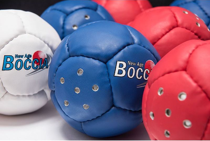 New age sensory sound boccia for sensory play