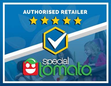 We Are an Authorised Retailer of Special Tomato Products