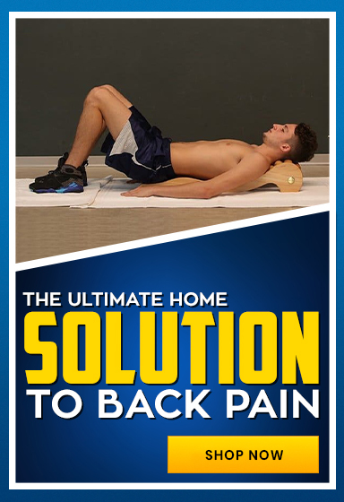 Spinal Backrack – The Ultimate Home Solution to Backpain