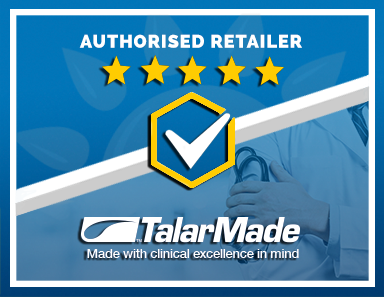 We Are an Authorised Retailer of TalarMade Products
