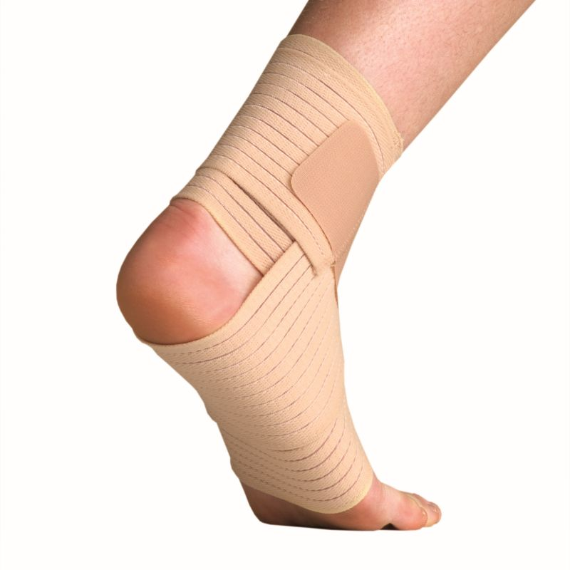 Thermoskin Elastic Ankle Support Wrap