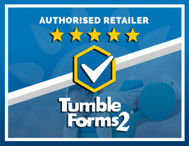 We Are an Authorised Retailer of Tumble 2 Products