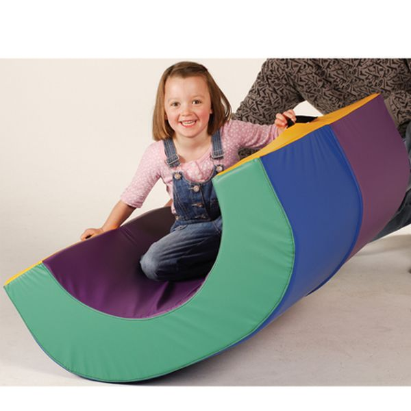 Sensory Soft Play Tumble Rocker