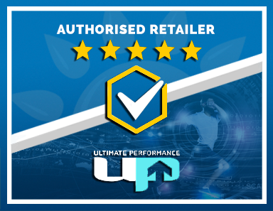 We Are an Authorised Retailer of Ultimate Performance Products