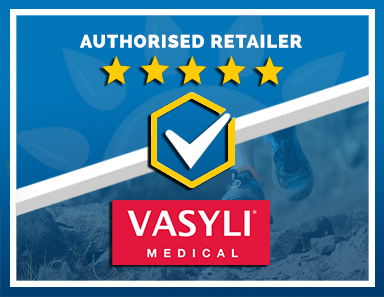 We Are an Authorised Retailer of Vasyli Products