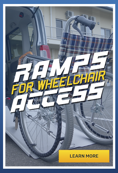 Ramps for Wheelchair Access