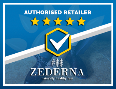 We Are an Authorised Retailer of Zederna Products